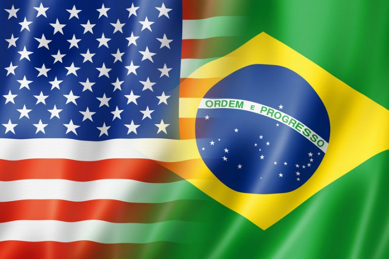 Is Brazil Bigger than the US?