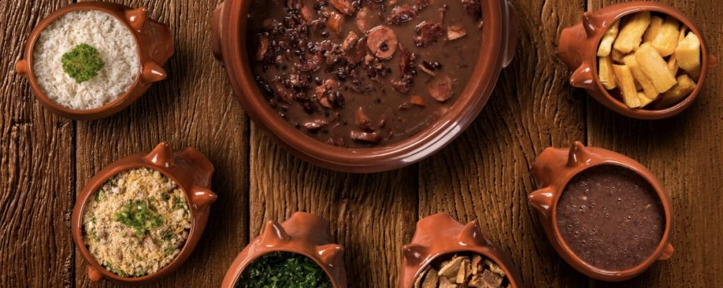 What Is Feijoada Served With?