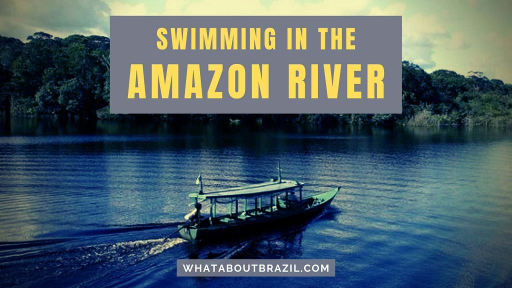 Can You Swim In The Amazon River?